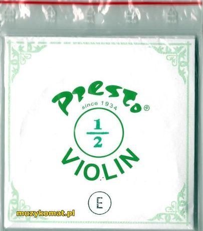 Presto VN1/2 struny skrzypcowe 1/2 - komplet