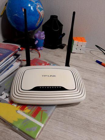 Wi-fi TP- link     роутер