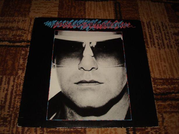 Płyty winylowe Elton John-Victim Of Love