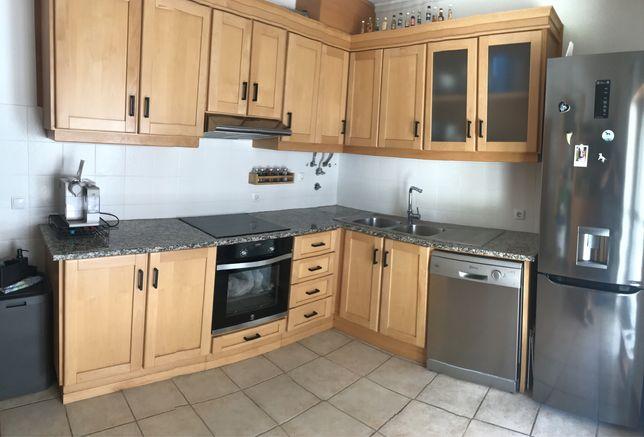 Cozinha completa sem eletrodomésticos