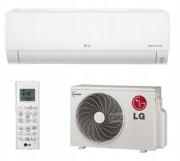 Klimatyzacja ogrzewanie wentylacyja LG 3,5kw Piła - image 1
