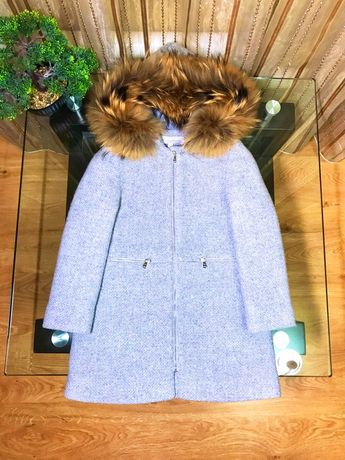 Теплое роскошное пальто Tartine et chocolat 4-5л gucci dior monnalisa