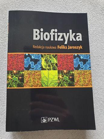 NOWA książka biofizyka Jaroszyk medycyna