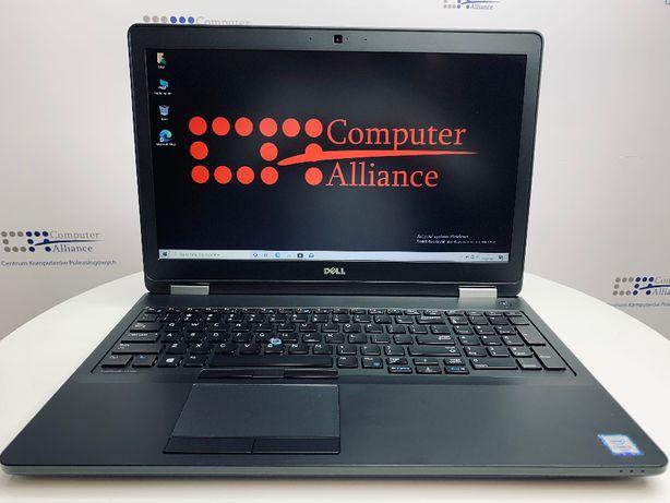 Laptop Dell e5570 I5-6300HQ | 8GB | 256 SSD | 15.6 Full HD| Klasa A+