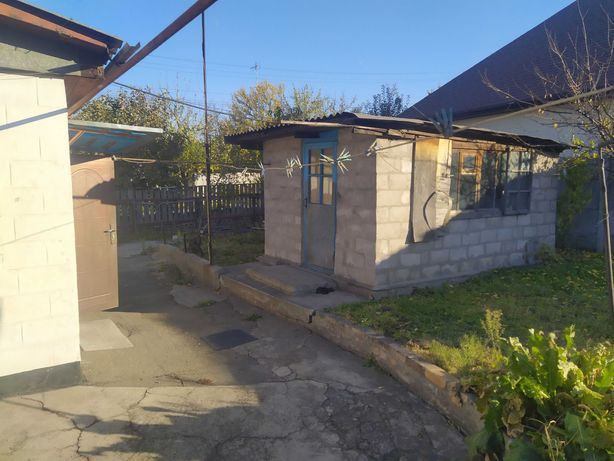 продам 2  дома в одном дворе район Чапаева