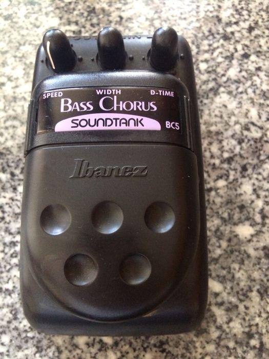 Pedal Ibanez para guitarra baixo Custóias, Leça Do Balio E Guifões - imagem 1