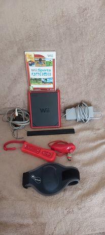 Consola Wii com jogo