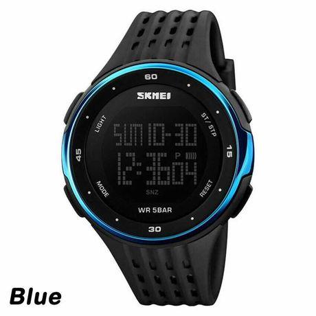 Relógio desportivo Skmei azul