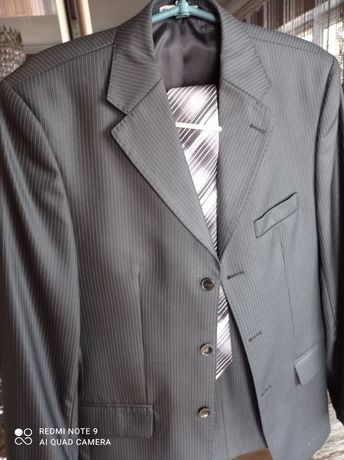 Костюм пиджак_брюки_галстук