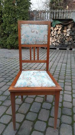 stylowe krzesło dębowe dąb