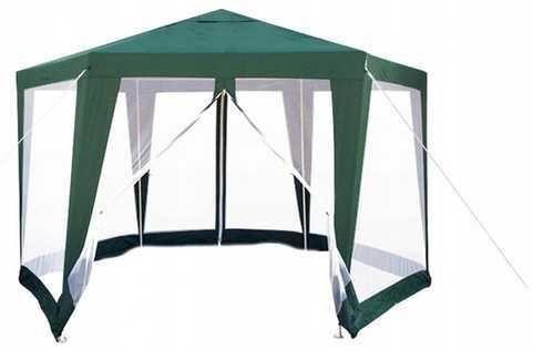 Namiot ogrodowy z siatką - moskitierą Altana ogrodowa -STOP OWADOM