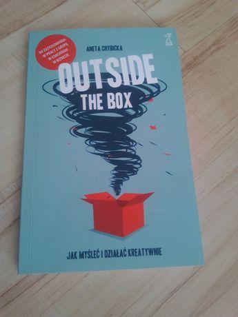 Outside the box Jak myśleć i działać kreatywnie