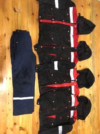 Спецовка ,1 куртка-350 штаны-200