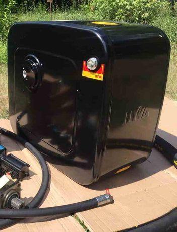 Масляный бак Hyva DSA131MF Kits - 131L