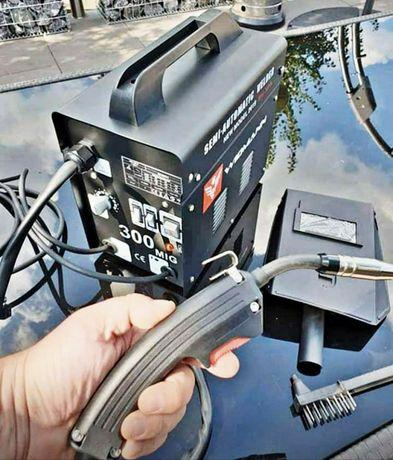 Aparelho de Soldar Semi Automático MIG300 a Fio sem Gás