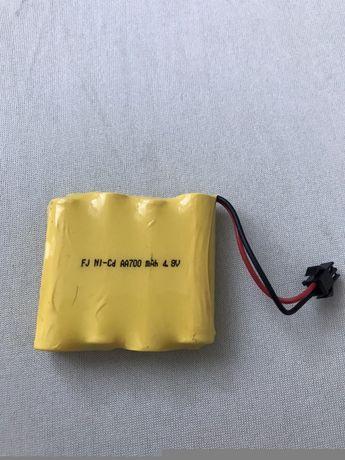 Akumulatory NI-Cd 4.2v 700Mah 500Mah