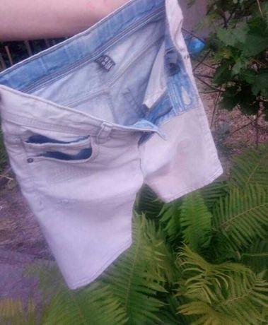 Шорты джинсовые для мальчика, оригинал,рост 140