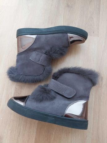 Buty zimowe Nowe ! ! damskie Angelo Milano