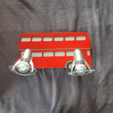 Listwa oświetleniowa/kinkiet/lampka - autobus londyński