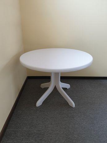 Stół biały  rozkładany  klose