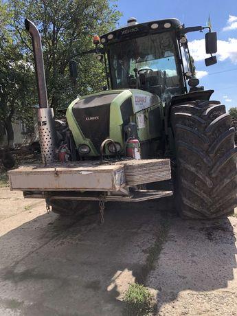 Трактор Claas Xerion-3800 (2011 г.,)