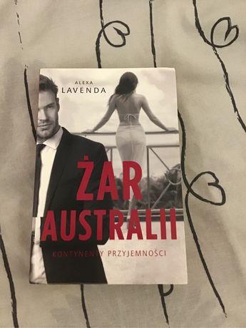 Romans Żar Australii Alexa Lavenda kontynenty przyjemności
