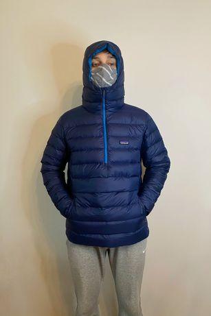 Куртка микропуховик Patagonia анорак оригинал L