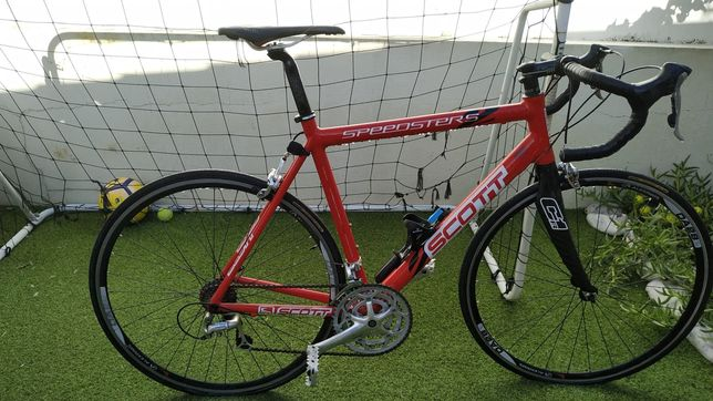 Bicicleta de estrada Scott Speedster