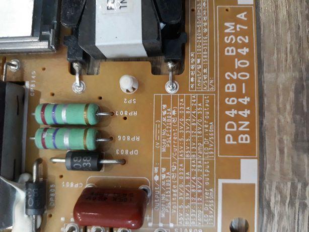 SprzedamZasilacz do telewizora Samsung 46 cali  BN 44 -00 427 A