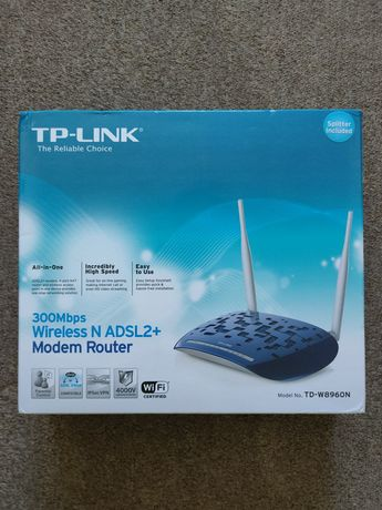 Router Wi-Fi TP-Link TD-W8960N