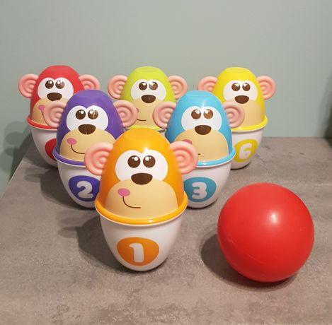Kręgle małpki Chicco