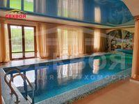 Будинок з басейном та озером біля Тернополя в с. В. Глибочок
