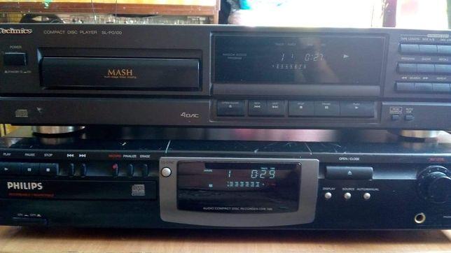 Sprzedam CD Technicsa sl-pg100 i Philips cdr 760