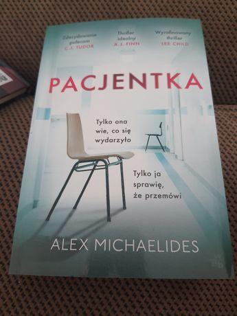 Pacjentka. Alex Michaelides