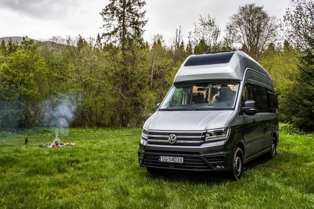 Wynajem Campervan (kamper) VW Grand California