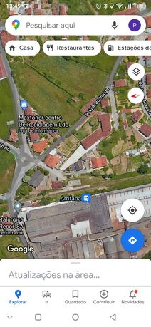 Terreno 700 m2 em Arrifana, Sta. Maria Feira