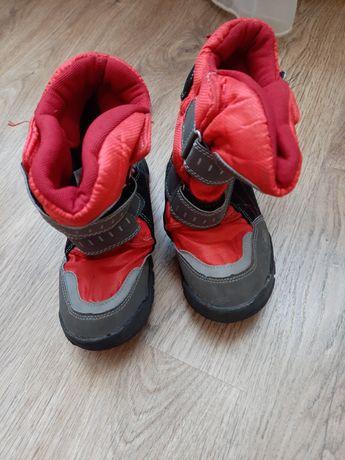 Ботинки термо , деми- зима. Р 35