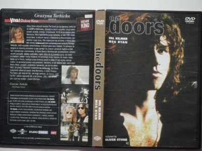 DVD The Doors-Val Kilmer Meg Ryan