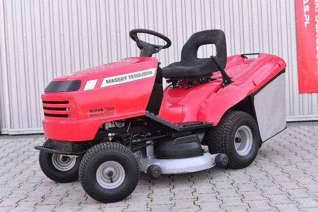 Traktorek kosiarka Massey Ferguson (070802) -Baras