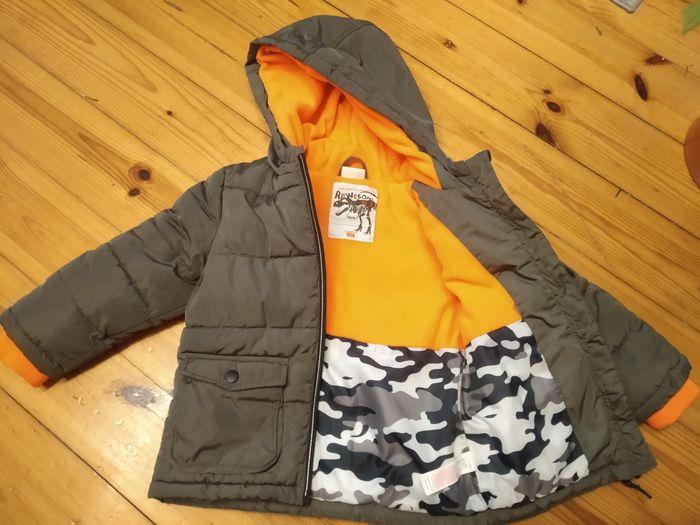 Kurtka zimowa dla chłopca, 98 cm Malbork - image 1