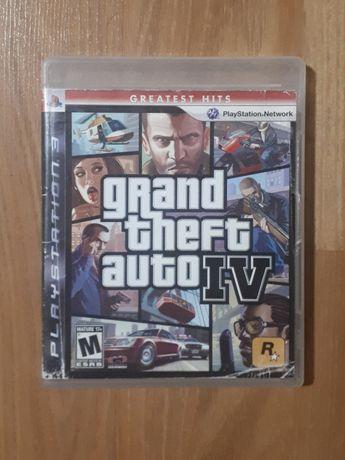 Gra na konsolę PlayStation 3 (ps3), super Grand theft auto IV (gta 4)