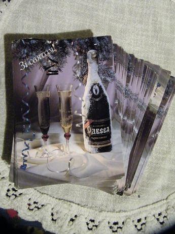 Новогодние открытки новые с праздником.