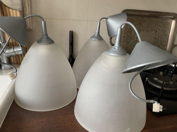 3sztuki lamp sufitowych sprzedam