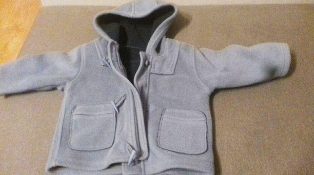 Płaszcz chłopięcy rozmiar 86