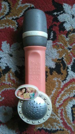 Mikrofon high school musical