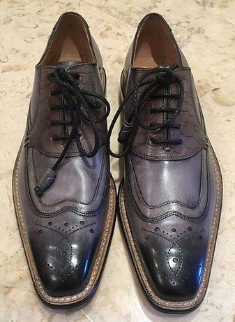 Sapatos Melvin Hamilton cinzentos novos 44 edição especial