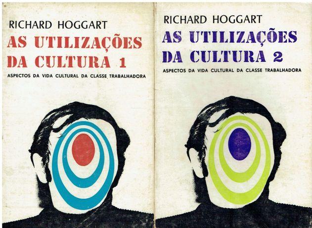 11480 As Utilizações da Cultura - 2 Volumes de Richard Hoggart