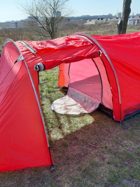 Четырёхместная двухслойная палатка Tl 1031(Германия)