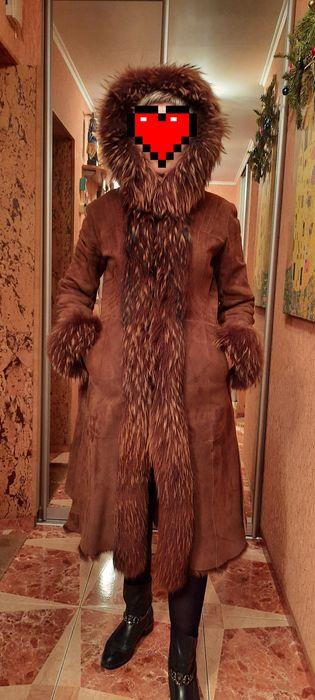Дубленка, пальто Днепр - изображение 1