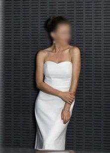 Suknia ślubna ANNA KARA BASIL r. 36 ślub cywilny ķościelny
